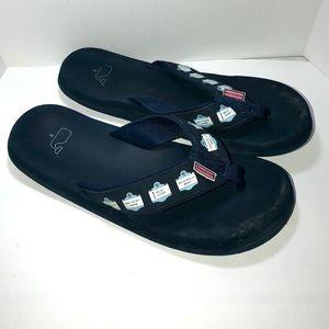 Vineyard Vines Women's Flip Flop Sandals
